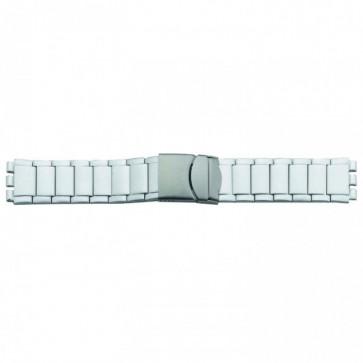 Cinturino orologio in alluminio per Swatch, 17mm 1078