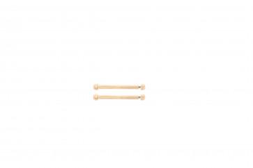 Michael Kors Viti di fissaggio MK3192 - ∅ 2mm - 2 pezzi