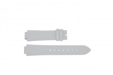 Breil cinturino orologio F660013402-TW0610 Pelle Bianco 17mm