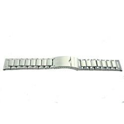 Cinturino dell'orologio YI24 Metallo Argento 24mm