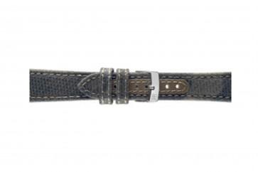 Morellato cinturino dell'orologio Athletic X4496B06070CR24 / PMX070ATHLEC24 Cuoio morbido Camuffare 24mm + cuciture di default