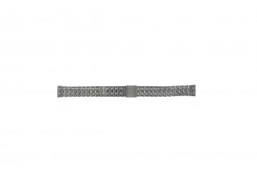 Morellato cinturino orologio A02D01810130140099 Acciaio Argento 14mm