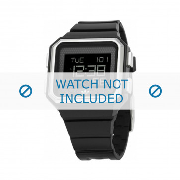 Adidas cinturino orologio ADH4011 Silicone Nero 20mm