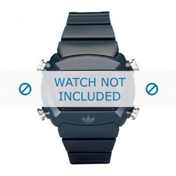 Adidas cinturino orologio ADH6065 Silicone Blu 22mm
