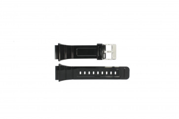 Cinturino per orologio Adidas ADH4003 Gomma Nero 18mm