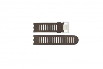 Cinturino per orologio Alessi AL14001 Pelle Marrone 25mm