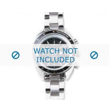 Armani cinturino orologio AR-0502 Acciaio Argento 9mm