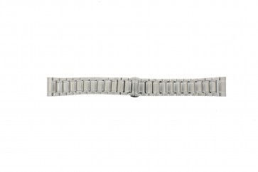 Cinturino per orologio Armani AR0243 Acciaio 20mm