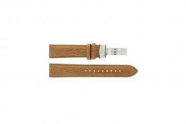 Cinturino per orologio Armani AR5325 Pelle Marrone 20mm