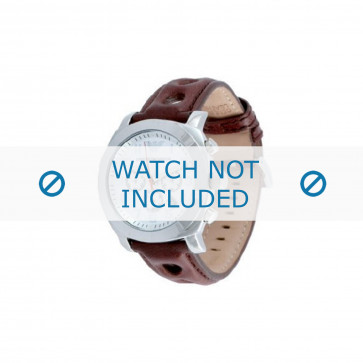 Armani cinturino orologio AR-5824 Pelle Marrone scuro