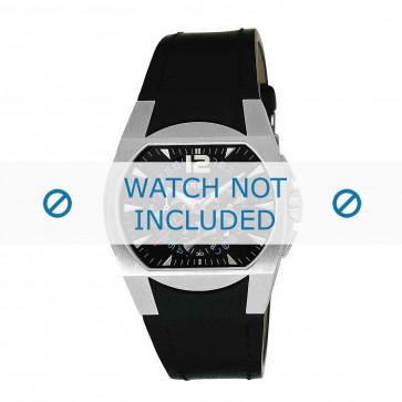 Breil cinturino dell'orologio BW0103 Pelle Nero