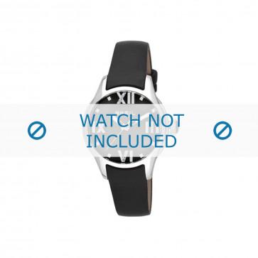 Breil cinturino orologio TW0780 Pelle Nero 16mm