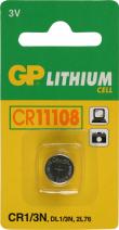 CR11108 / DL1/3N / 2L76 pila 3 Volt