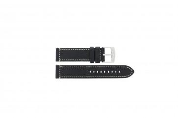 Cinturino per orologio Camel Active / BC51076 Pelle Nero 22mm