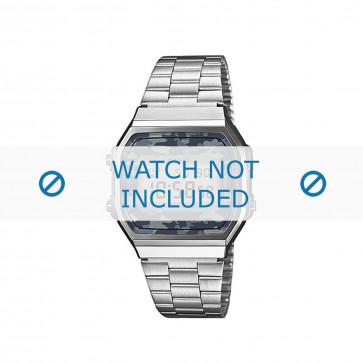 Cinturino orologio Casio A168WEC-1EF / A168WEC-1