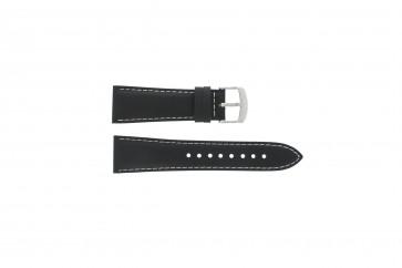 Casio cinturino orologio EF-509L-1AVF Silicone Nero 25mm
