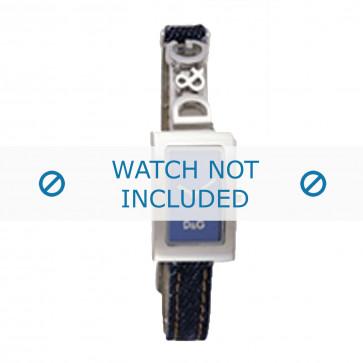 Dolce & Gabbana cinturino dell'orologio 3719050034 Pelle Blu