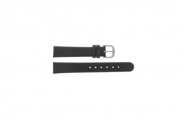 Danish Design cinturino orologio ADDBL15 Pelle Nero 15mm