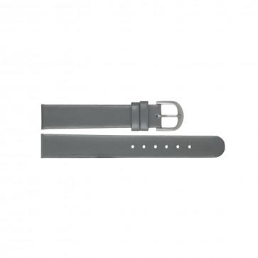 Danish Design cinturino orologio ADDGR15 Pelle Grigio 15mm