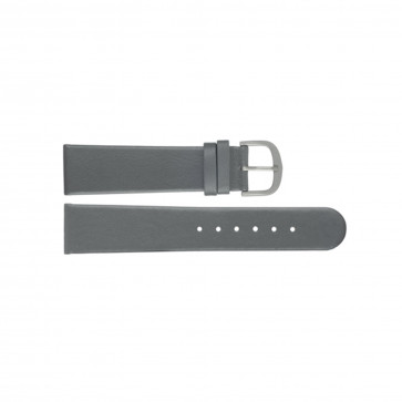Danish Design cinturino orologio ADDGR20 Pelle Grigio 20mm