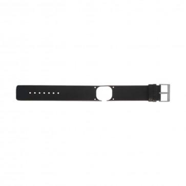 Danish Design cinturino orologio AIV13Q867 Pelle Nero 24mm