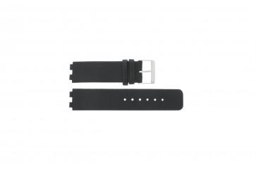 Danish Design cinturino orologio IQ13Q523 / IQ12Q523 Pelle Nero 16mm