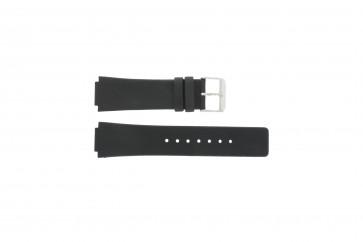 Danish Design cinturino dell'orologio IQ13Q1007 / IQ12Q884 / IQ12Q1007 Pelle Nero 16mm