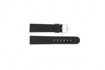 Cinturino per orologio Danish Design IQ13Q732 Pelle Nero 20mm