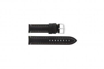 Davis cinturino dell'orologio B0282 Pelle Marrone 22mm