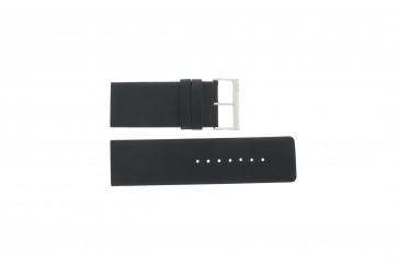 Davis cinturino orologio BB0330 Pelle Nero 30mm
