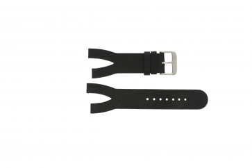 Cinturino per orologio Davis BB1400 / BB1402 Pelle Nero 10mm
