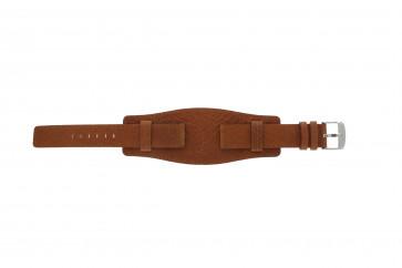 Davis cinturino orologio B0222 Pelle Cognac 20mm
