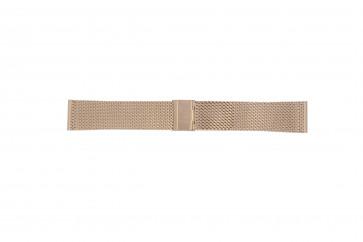 Davis cinturino dell'orologio BB0813 Metallo Salito 22mm
