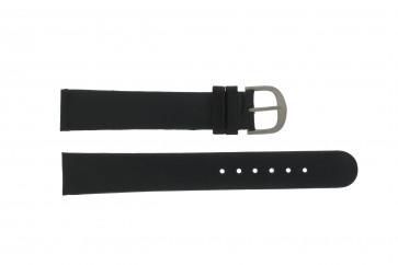Danish Design cinturino dell'orologio DD18mmXL Pelle Nero 18mm