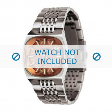 Cinturino per orologio Diesel DZ1051 Acciaio 13mm