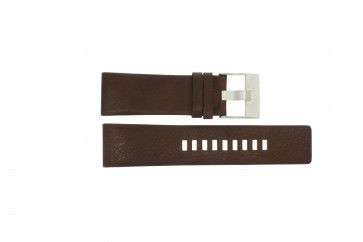 Diesel cinturino dell'orologio DZ1118 Pelle Marrone 26mm