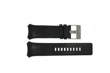 Cinturino per orologio Diesel DZ3034 / DZ3035 Pelle Nero 32mm