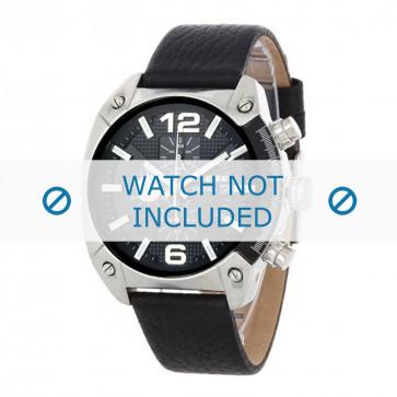 Cinturino per orologio Diesel DZ4341 Pelle Nero 24mm