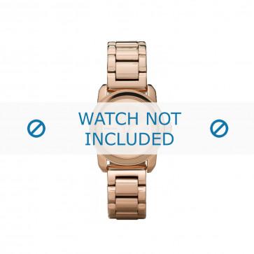 Diesel cinturino dell'orologio DZ5243 Acciaio inossidabile Salito 16mm