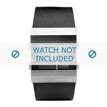 Cinturino per orologio Diesel DZ7069 Pelle Nero 36mm