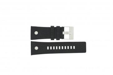 Cinturino per orologio Diesel DZ7125 / 11XXXX Pelle Nero 28mm