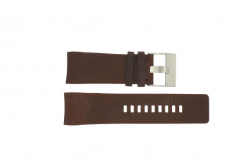 Diesel cinturino dell'orologio DZ4029 Pelle Marrone 28mm