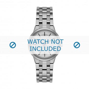DKNY cinturino orologio NY-2384 Acciaio Argento 12mm