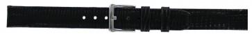 Cinturino per orologio DKNY NY3434 Pelle Nero 13mm