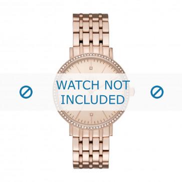 DKNY cinturino dell'orologio NY2608 Metallo Salito