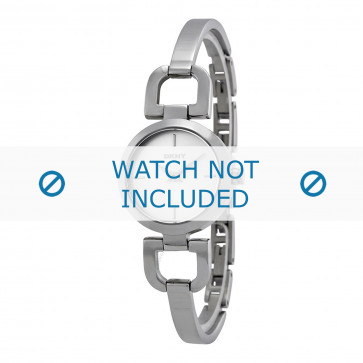 DKNY cinturino dell'orologio NY8540 Metallo Argento 8mm