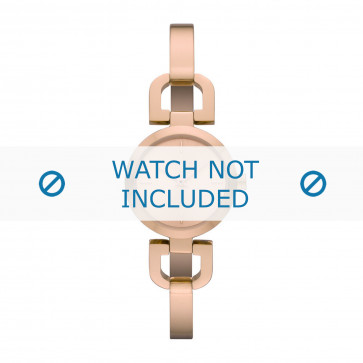 DKNY cinturino dell'orologio NY8542 Metallo Salito 6mm