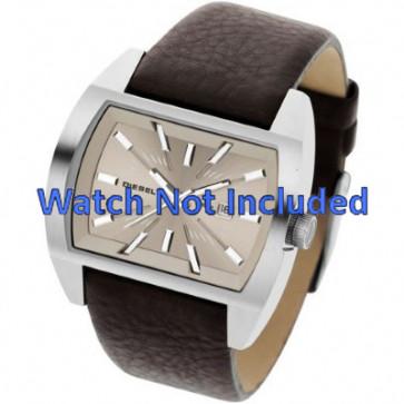 Cinturino per orologio Diesel DZ1113 Pelle Marrone 29mm
