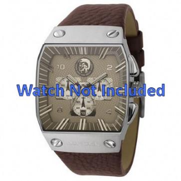 Cinturino per orologio Diesel DZ9038 Pelle Marrone 32mm