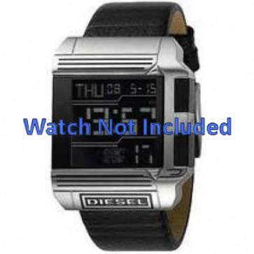 Cinturino per orologio Diesel DZ7113 Pelle Nero 26mm